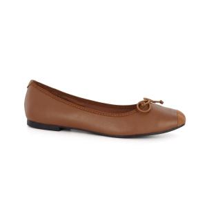 chaussure-femme-ballerine-etoile-camel